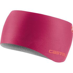 Castelli Pro Thermal Pandebånd Damer, brilliant pink